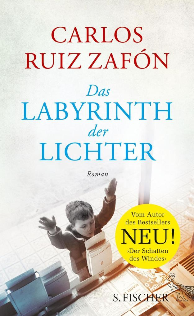 Das Labyrinth der Lichter als Buch