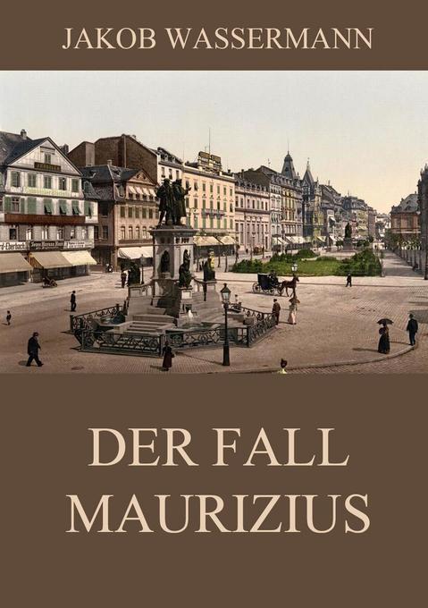 Der Fall Maurizius als Buch