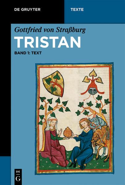 Tristan 1. Text als Buch