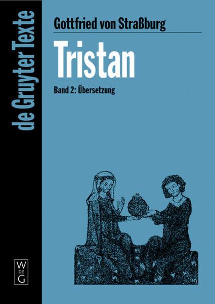 Tristan 2. Übersetzung als Buch