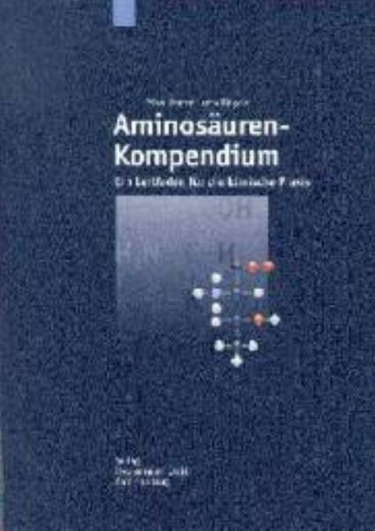 Aminosäuren-Kompendium als Buch