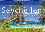 Seychellen Traumstrände im Paradies (Wandkalender 2017 DIN A3 quer)