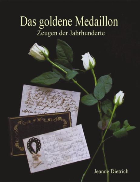 Das goldene Medaillon als Buch