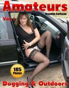 Reife Frauen Outdoor Amateure nackt Outdoor Vol.01