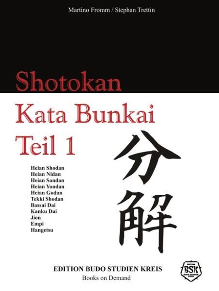 Shotokan Kata Bunkai Teil 1 als Buch (kartoniert)