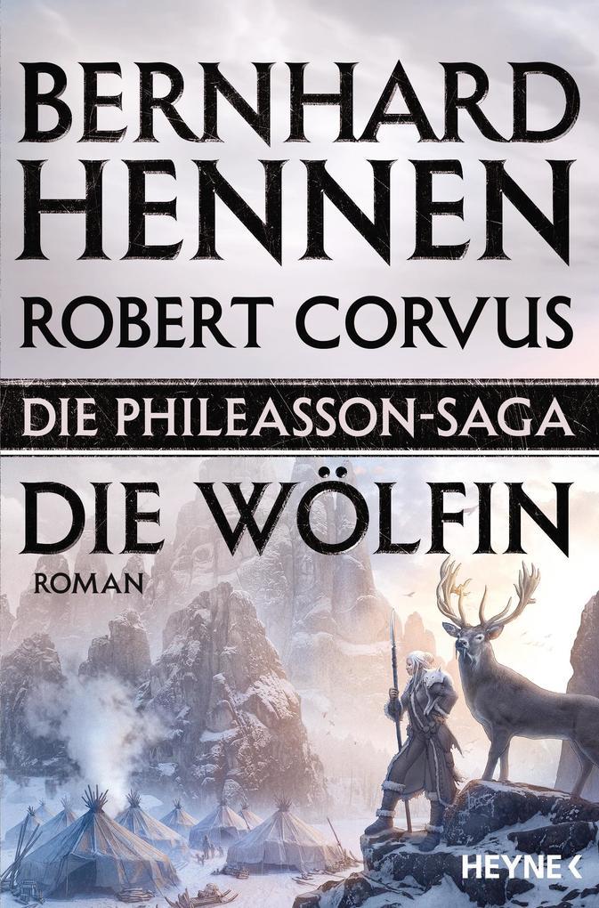 Die Phileasson-Saga - Die Wölfin als eBook