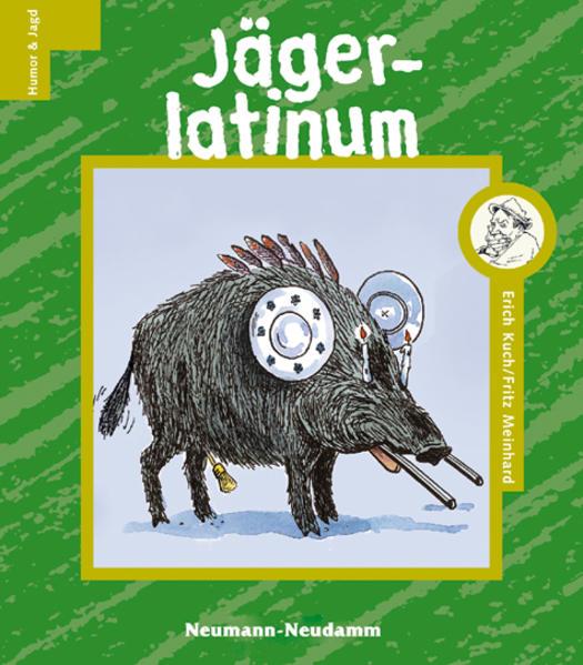 Jägerlatinum als Buch