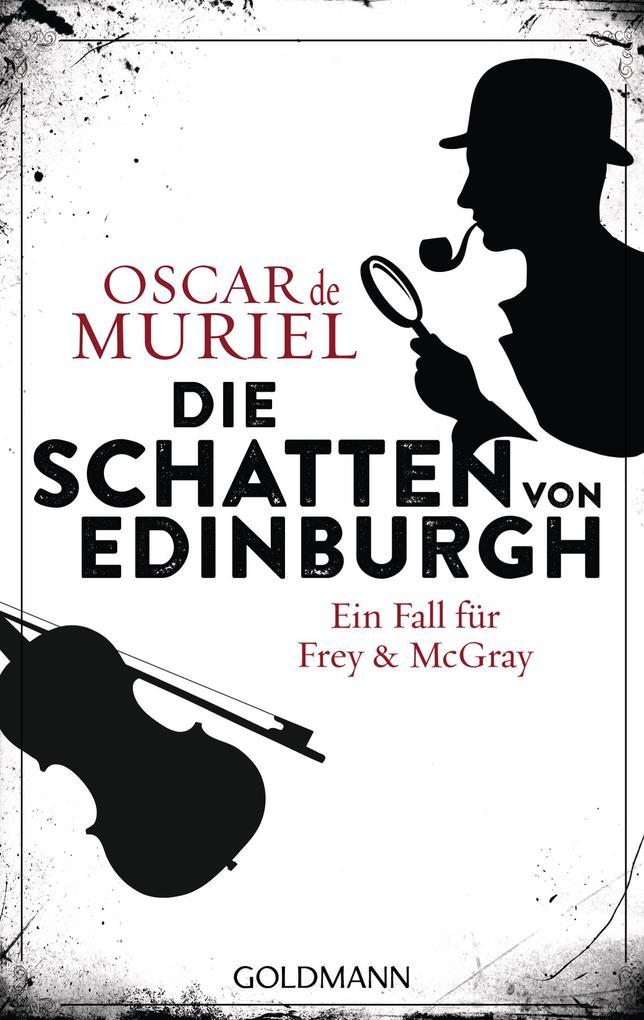 Die Schatten von Edinburgh als eBook