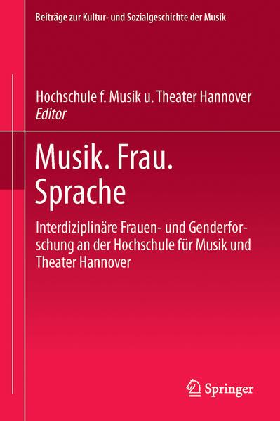 Musik. Frau. Sprache als Buch