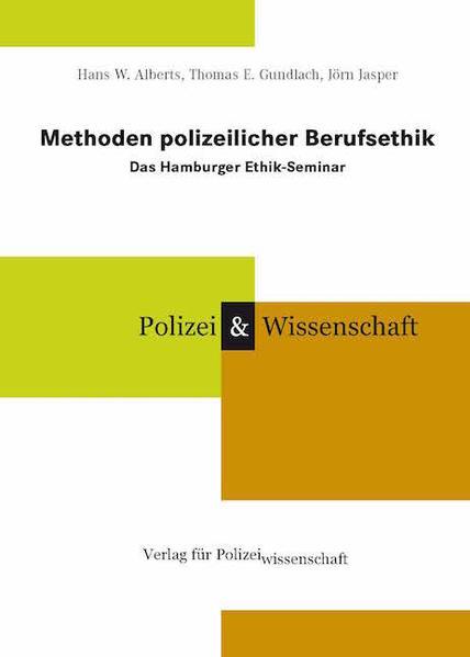 Methoden polizeilicher Berufsethik als Buch