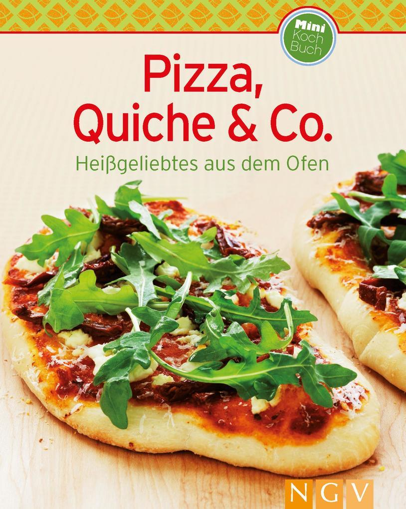 Pizza, Quiche & Co. als eBook