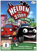 Helden der Stadt - 2er Box - Paulchen Polizei & Fiona Feuerwehr