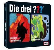 Die drei ??? 10 Steelbook (Folgen 19 und 20) (drei Fragezeichen) 2 CDs