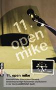 11. Open Mike als Buch
