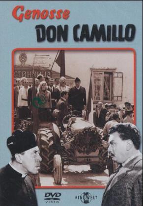 Don Camillo und Peppone - Genosse Don Camillo als DVD