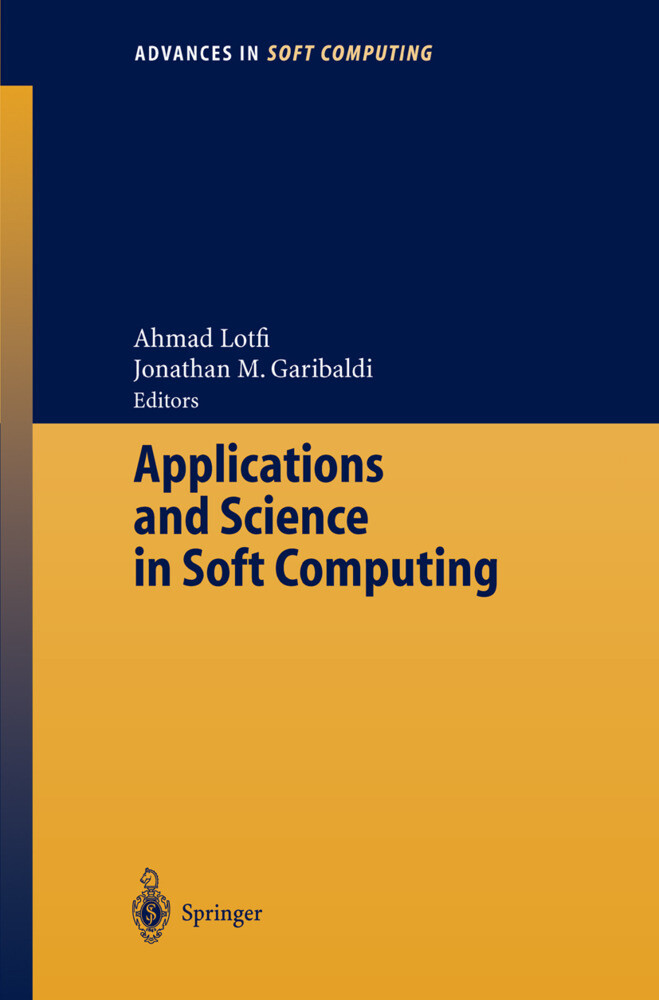Applications and Science in Soft Computing als Buch