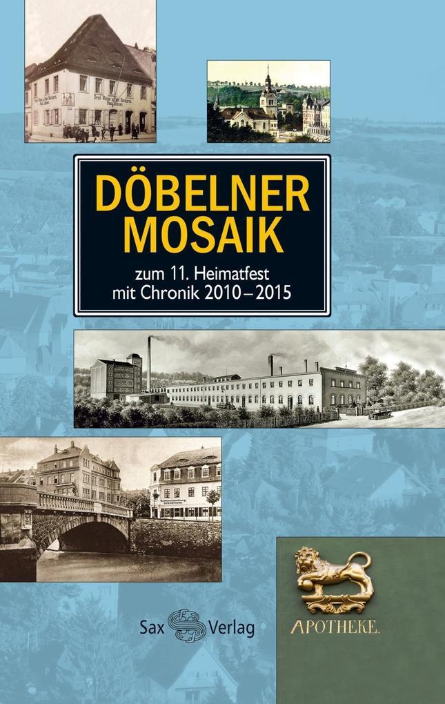 Döbelner Mosaik 2016 als Buch