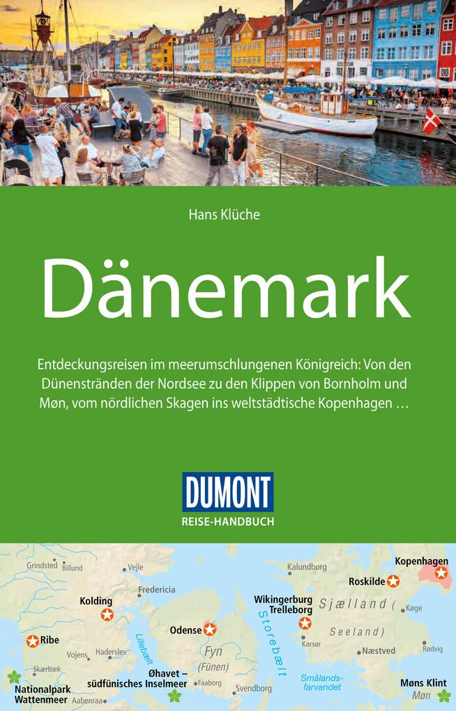 DuMont Reise-Handbuch Reiseführer Dänemark als ...