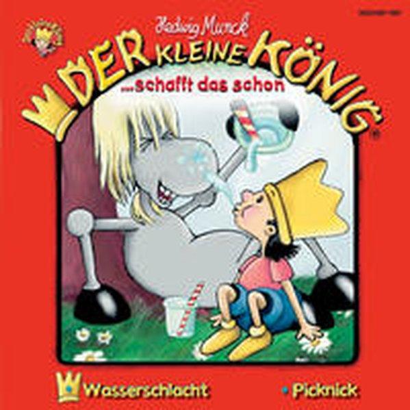 Tessloff - Der kleine König - Schafft das schon CD als Hörbuch