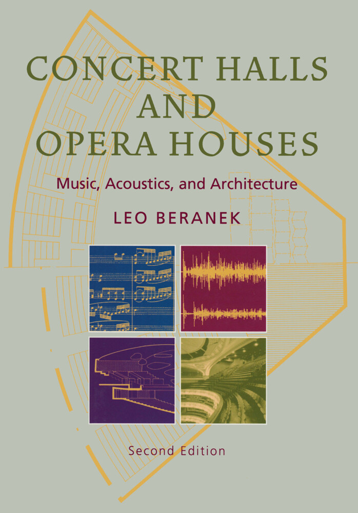 Concert Halls and Opera Houses als Buch