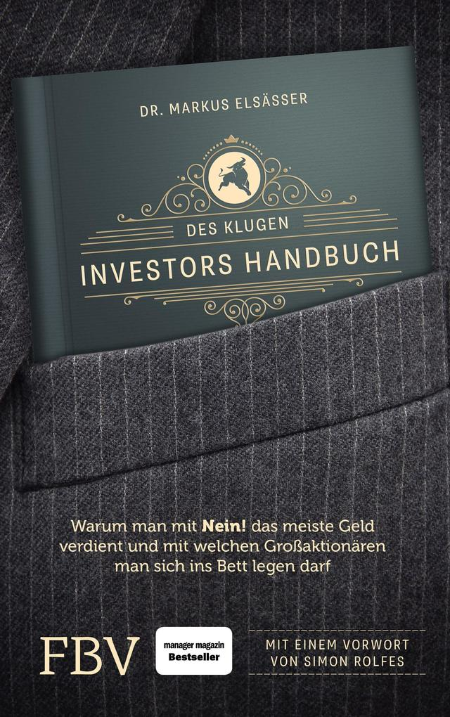 Des klugen Investors Handbuch als Buch von Mark...