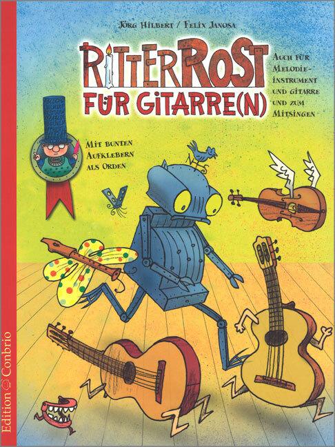 Ritter Rost für Gitarre(n) als Buch