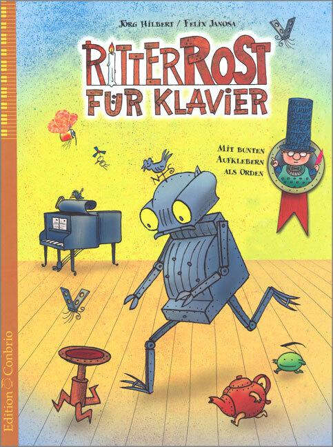 Ritter Rost für Klavier als Buch