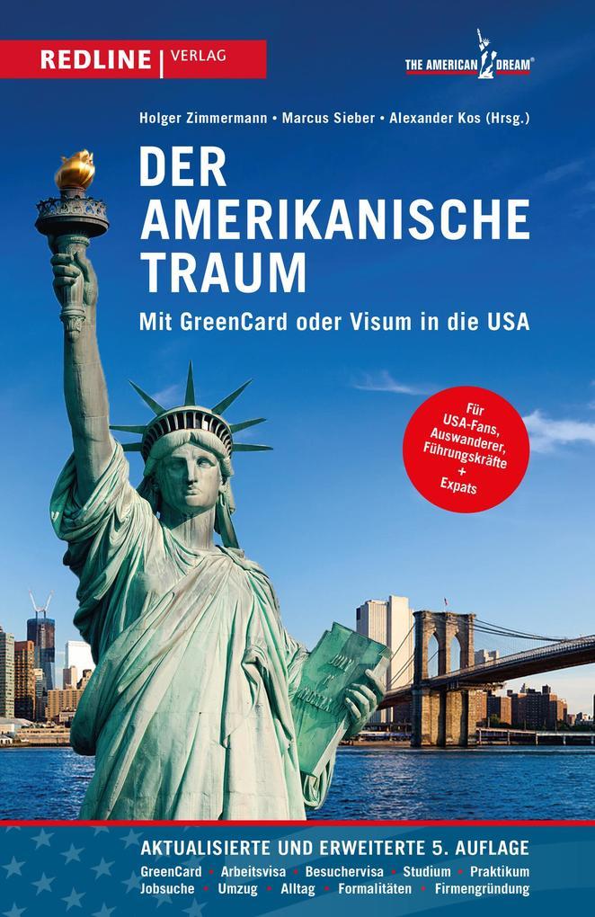 Der amerikanische Traum als Buch
