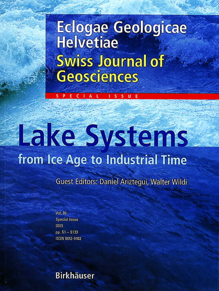 Lake Systems from the Ice Age to Industrial Time als Buch