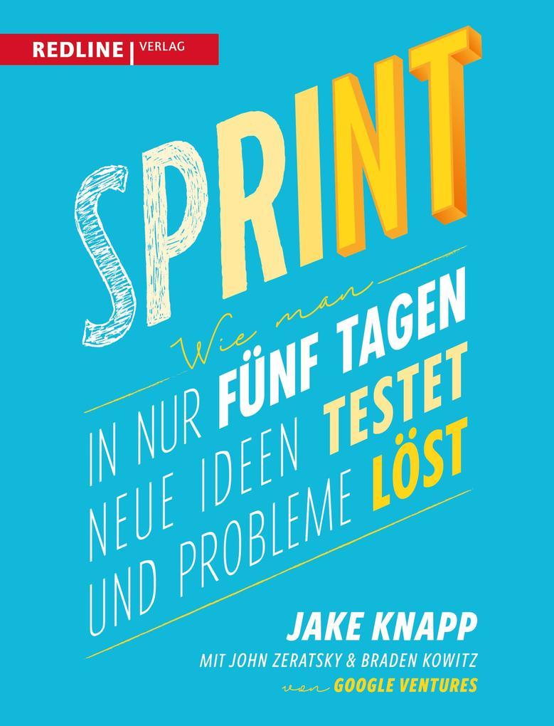 Sprint als Buch