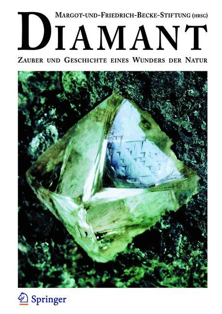 Diamant als Buch