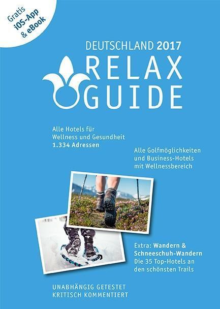 RELAX Guide 2017 Deutschland Der kritische Well...
