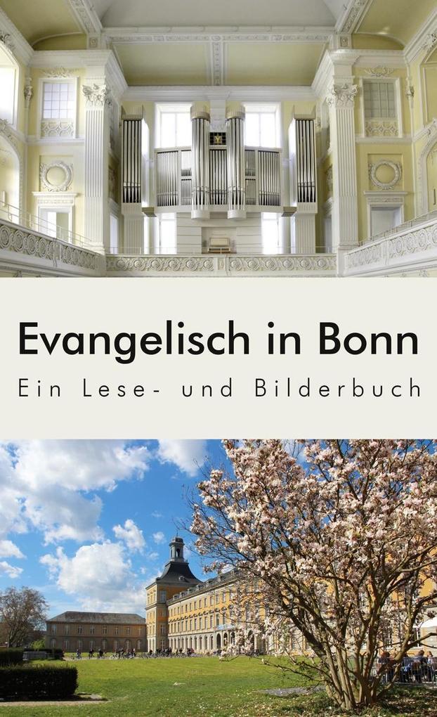 Evangelisch in Bonn als Buch von