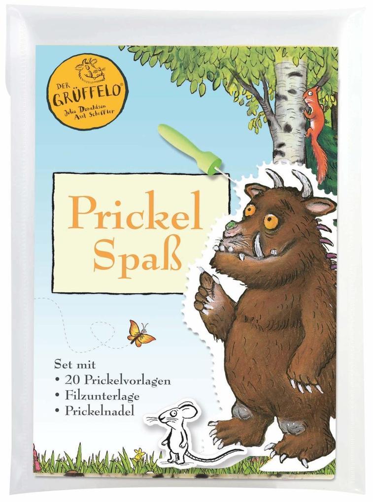 Lingen - Der Grüffelo Prickel-Spaß