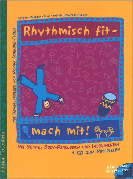 Rhythmisch fit - mach mit! als Buch