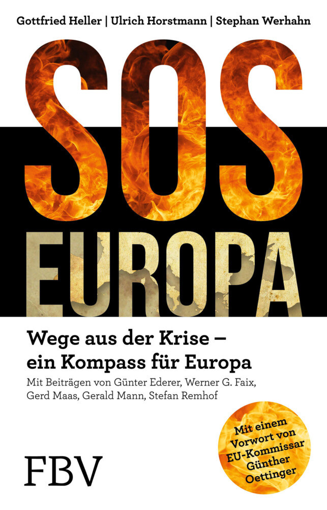 SOS Europa als Buch