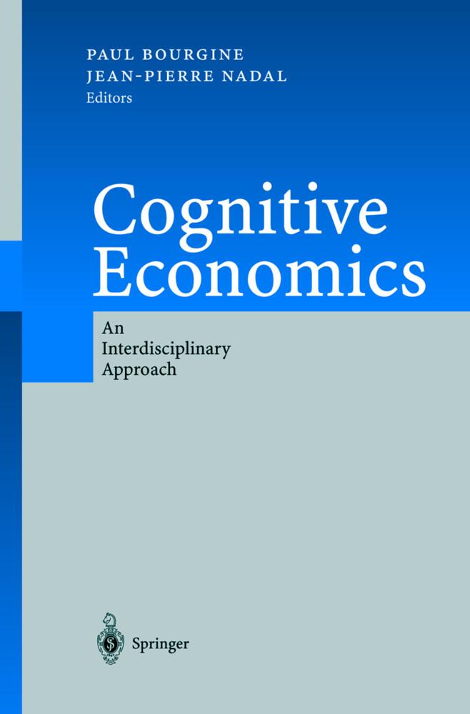 Cognitive Economics als Buch