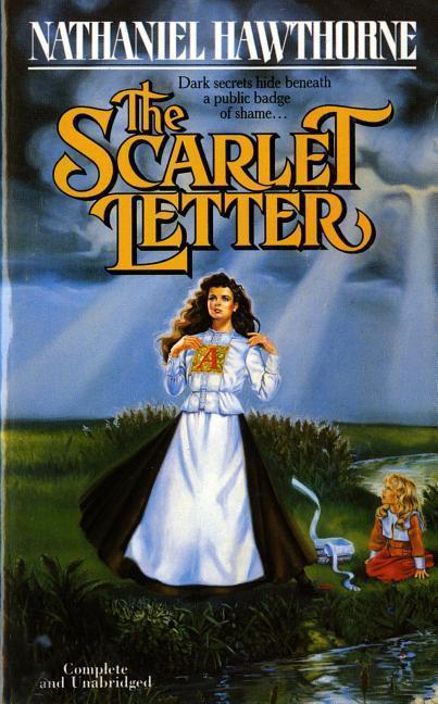 The Scarlet Letter als Taschenbuch