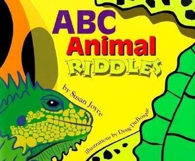 ABC Animal Riddles als Buch
