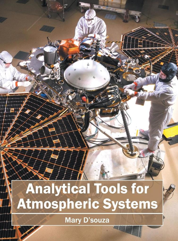 Analytical Tools for Atmospheric Systems als Bu...