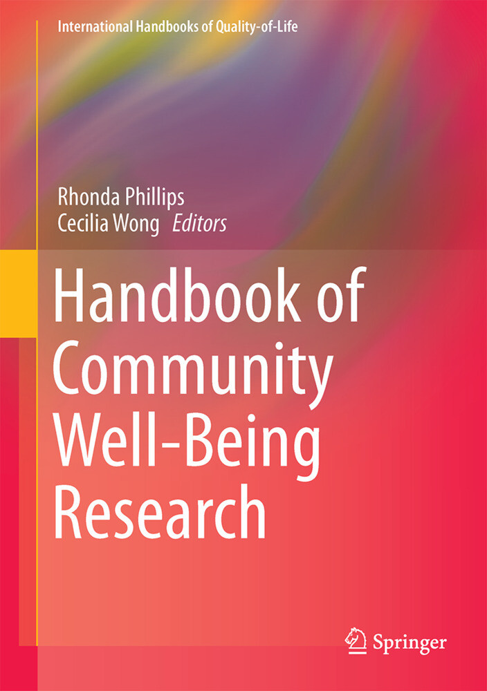 Handbook of Community Well-Being Research als B...