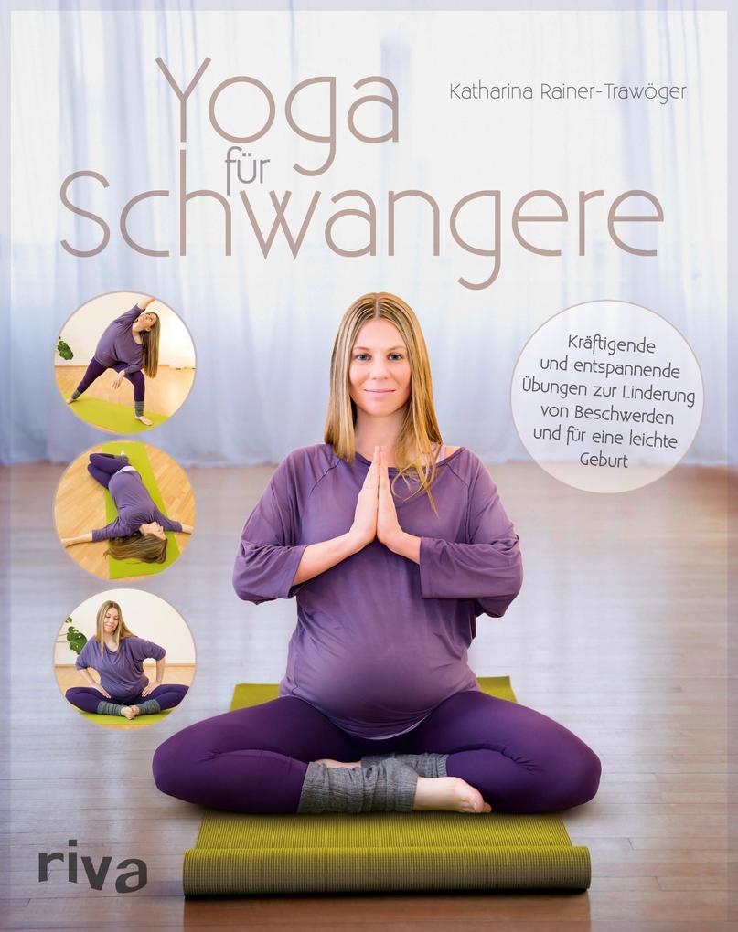 Yoga für Schwangere als eBook Download von Kath...