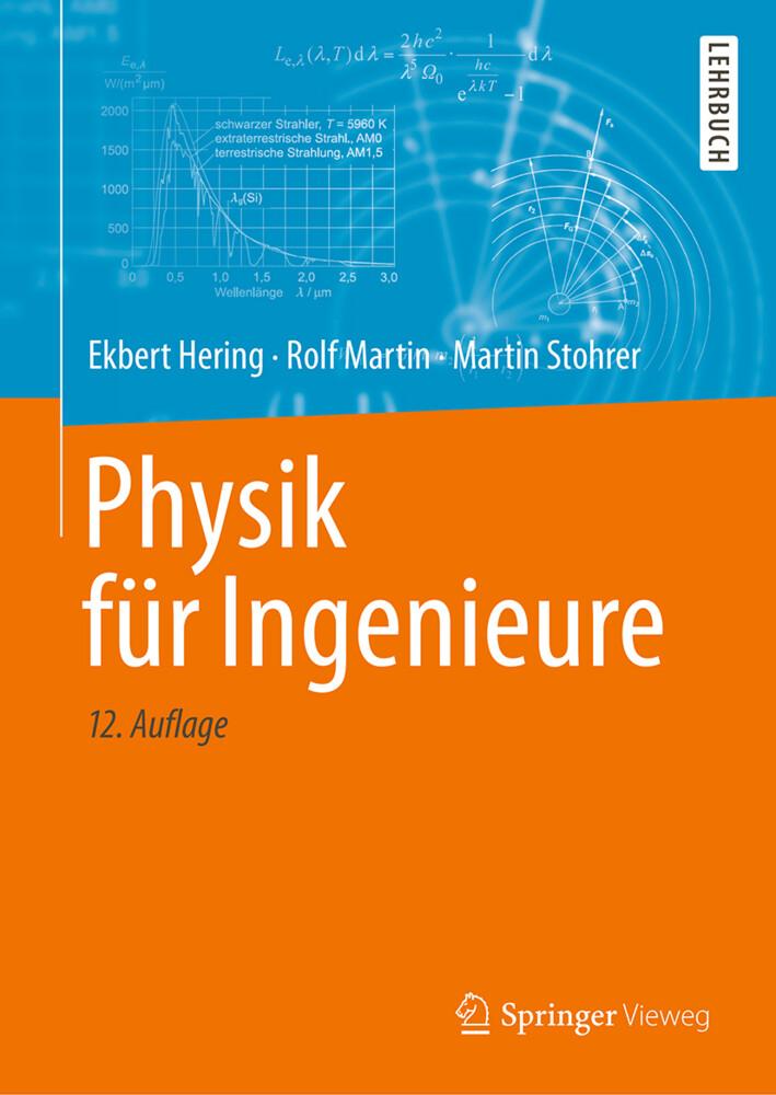 Physik für Ingenieure als Buch von Ekbert Herin...