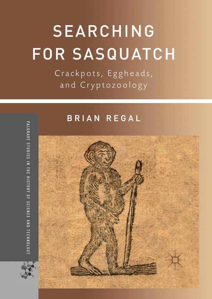 Searching for Sasquatch als Buch von B. Regal