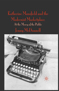 Katherine Mansfield and the Modernist Marketplace