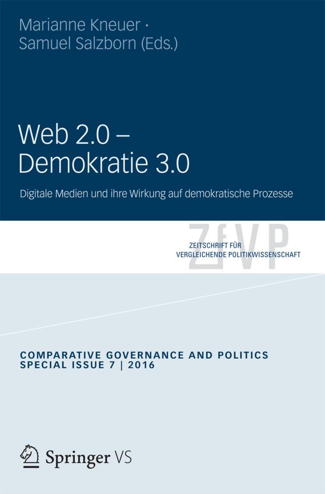 Web 2.0 - Demokratie 3.0 als Buch von