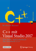 C++ mit Visual Studio 2017