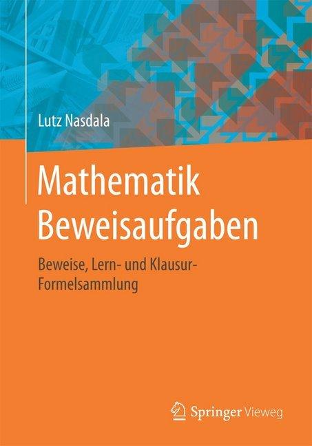 Mathematik Beweisaufgaben als Buch