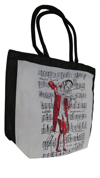 Mozart Shopping Bag