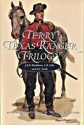 Terry Texas Ranger Trilogy als Taschenbuch